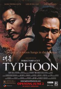 Typhoon Director's Cut - 11 x 17 Movie Poster - Style A