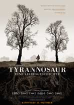 Tyrannosaur - 27 x 40 Movie Poster - German Style A