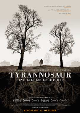 Tyrannosaur - 11 x 17 Movie Poster - German Style A