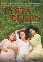 Tysta leken - 27 x 40 Movie Poster - Swedish Style A