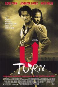 U-Turn - 11 x 17 Movie Poster - Style B