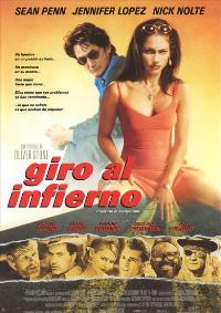 U-Turn - 27 x 40 Movie Poster - Spanish Style A