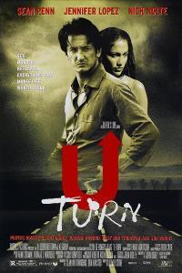 U-Turn - 27 x 40 Movie Poster - Style B