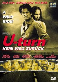 U-Turn - 11 x 17 Movie Poster - German Style A