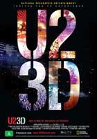 U2 3D - 27 x 40 Movie Poster - Australian Style A