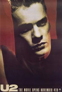 U2 - 11 x 17 Movie Poster - Style C