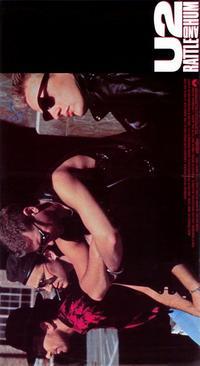 U2 - 11 x 17 Movie Poster - Style F
