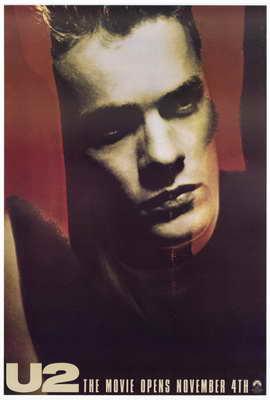 U2 - 27 x 40 Movie Poster - Style C