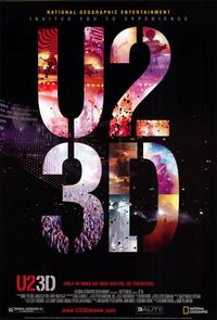U2 - 11 x 17 Movie Poster - Style A