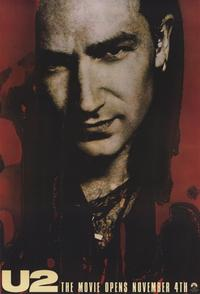 U2: Rattle and Hum - 11 x 17 Movie Poster - Style E