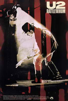 U2: Rattle and Hum - 27 x 40 Movie Poster - Style A