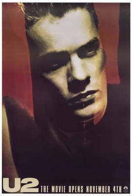 U2: Rattle and Hum - 27 x 40 Movie Poster - Style C