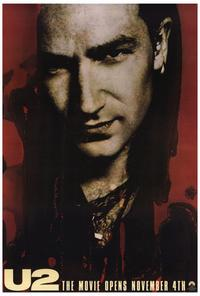 U2: Rattle and Hum - 27 x 40 Movie Poster - Style E