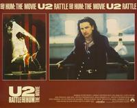 U2: Rattle and Hum - 11 x 14 Movie Poster - Style G