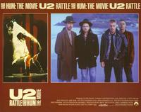 U2: Rattle and Hum - 11 x 14 Movie Poster - Style H