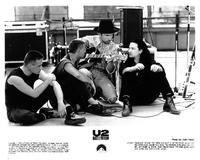 U2: Rattle and Hum - 8 x 10 B&W Photo #2