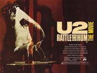 U2: Rattle and Hum - 30 x 40 Movie Poster - Style A