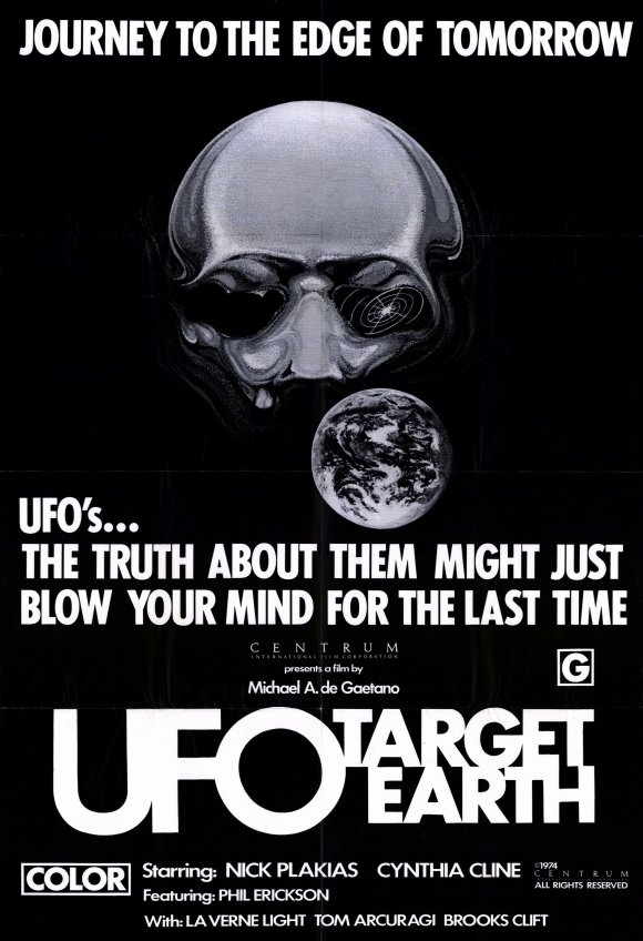UFO: Target Earth movie