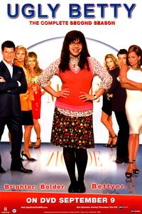 Ugly Betty - 43 x 62 Movie Poster - Bus Shelter Style A