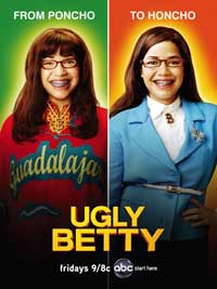 Ugly Betty - 11 x 17 TV Poster - Style E
