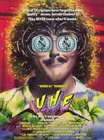 UHF - 11 x 17 Movie Poster - Style A