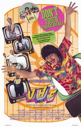 UHF - 11 x 17 Movie Poster - Style C