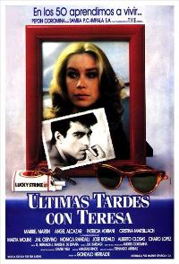 Ultimas tardes con Teresa - 27 x 40 Movie Poster - Spanish Style B