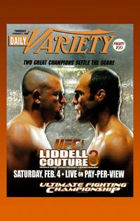 Ultimate Fighting Championship 57 - 11 x 17 Movie Poster - Style A