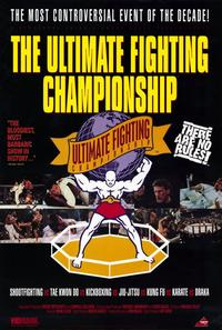 Ultimate Fighting Championships - 11 x 17 Movie Poster - Style A