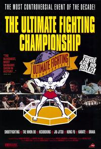 Ultimate Fighting Championships - 27 x 40 Movie Poster - Style A