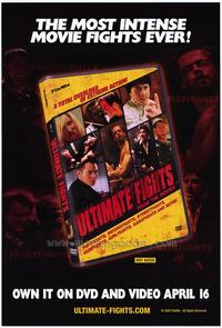 Ultimate Fights from the Movies - 11 x 17 Movie Poster - Style A