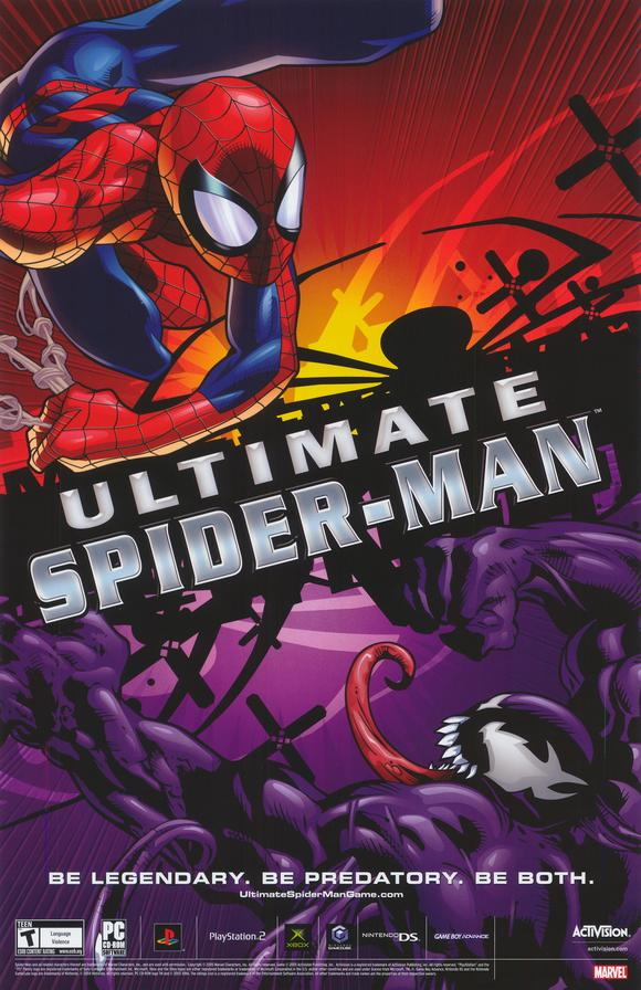 Ultimate Spider Man Vi...