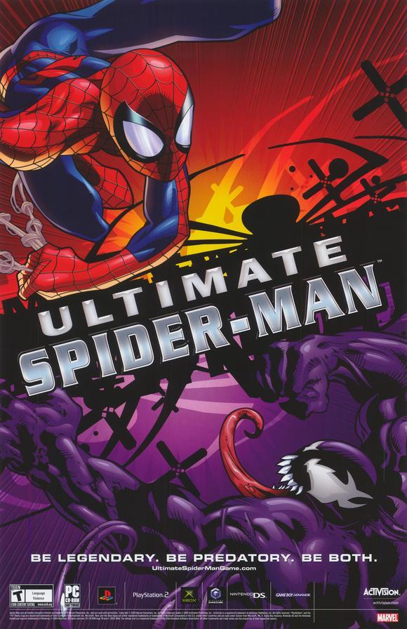 Ultimate Spider Man Vi...