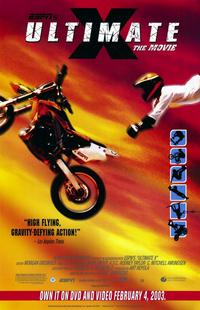 Ultimate X: The Movie - 11 x 17 Movie Poster - Style B