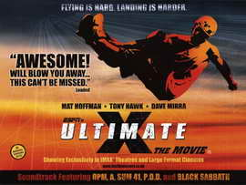 Ultimate X: The Movie - 11 x 17 Movie Poster - Style C