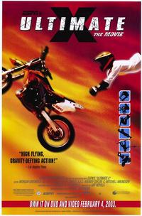 Ultimate X: The Movie - 27 x 40 Movie Poster - Style B