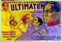 Ultimatum - 11 x 17 Movie Poster - French Style A