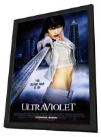 Ultraviolet - 11 x 17 Movie Poster - Style A - in Deluxe Wood Frame