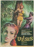 Ulysses - 11 x 17 Movie Poster - Spanish Style C