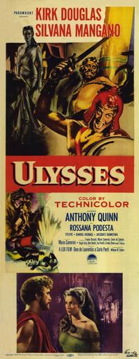Ulysses - 14 x 36 Movie Poster - Insert Style A