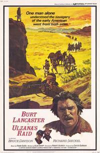 Ulzana's Raid - 27 x 40 Movie Poster - Style A