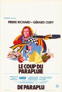 Umbrella Coup - 27 x 40 Movie Poster - Belgian Style A