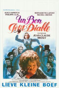 Un bon petit diable - 27 x 40 Movie Poster - Belgian Style A