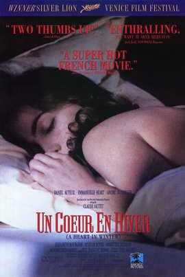 Un Coeur en Hiver - 11 x 17 Movie Poster - Style A