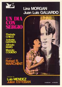 Un dia con Sergio - 11 x 17 Movie Poster - Spanish Style A