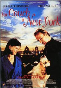 Un divan � New York - 11 x 17 Movie Poster - German Style A