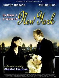 Un divan à New York - 43 x 62 Movie Poster - Bus Shelter Style A