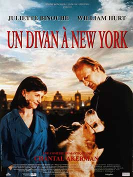 Un divan a New York - 43 x 62 Movie Poster - French Style A