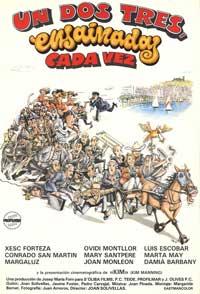 Un, Dos, Tres... Ensaimadas Cada Vez - 27 x 40 Movie Poster - Spanish Style A