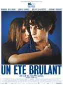 Un ete brulant - 11 x 17 Movie Poster - French Style A
